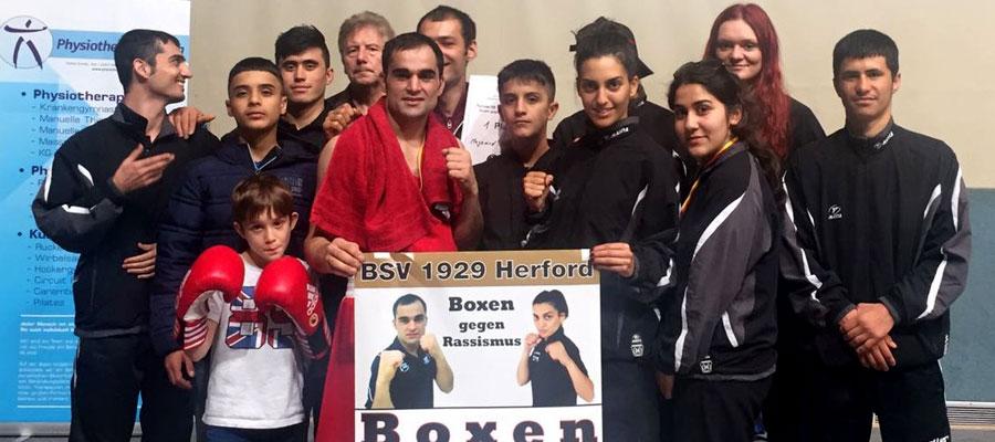 BSV Herford 1929 - Veranstaltung